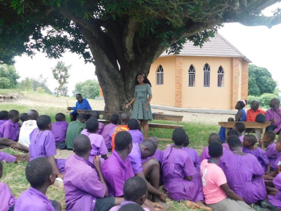 Kanziira Primary School and Kanziira Church of Uganda Campus, Gomba District, Ug