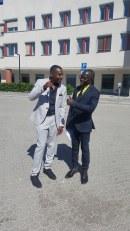 Josh & David( suit snap)
